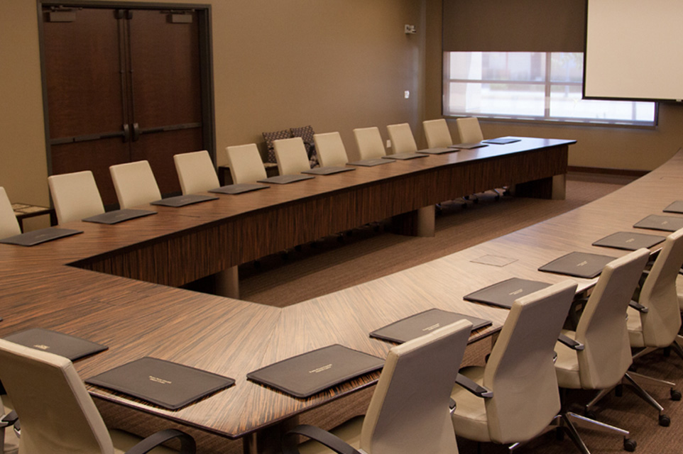 Alumni Center Boardroom